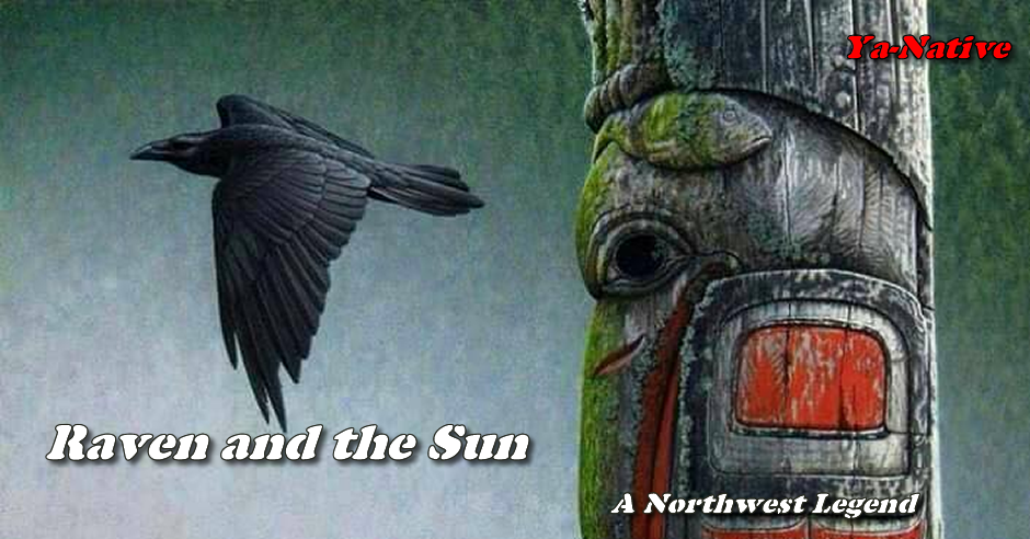 Raven and the Sun