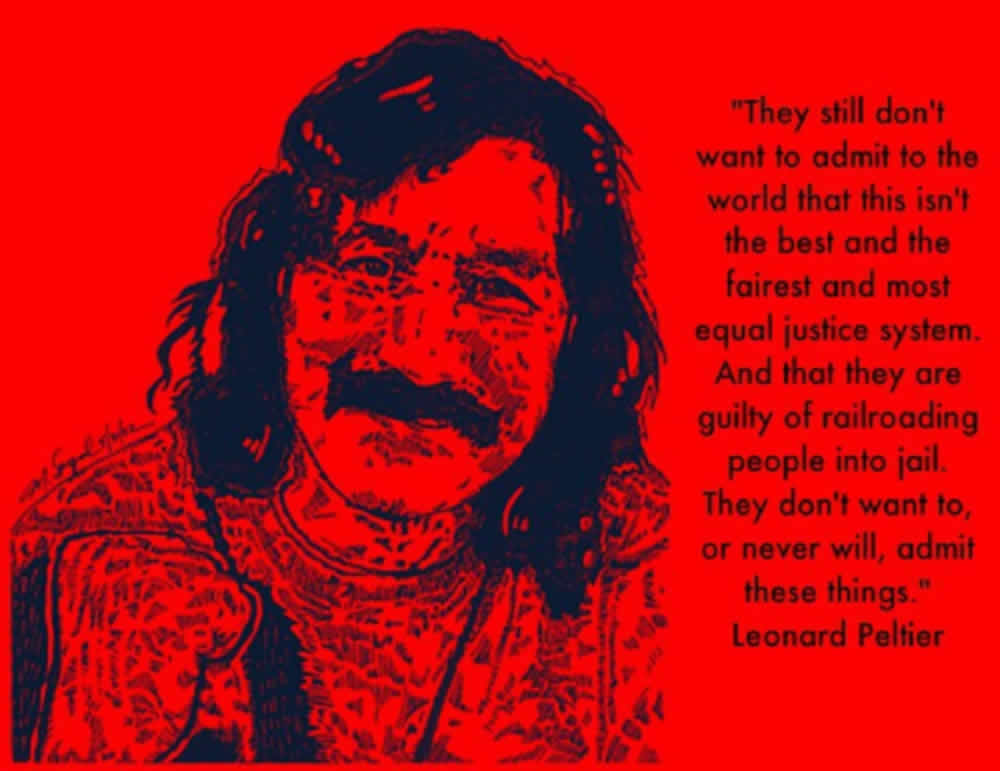 essays about the case against leonard peltier Olivia romeo psychology 113 recitation wednesday 3-3:50 leonard peltier is a great grandfather, writer, artist and also a member of the american indian movement he was convicted and sentenced to two terms of life imprisonment for first degree murder in the shooting of two fbi agents.
